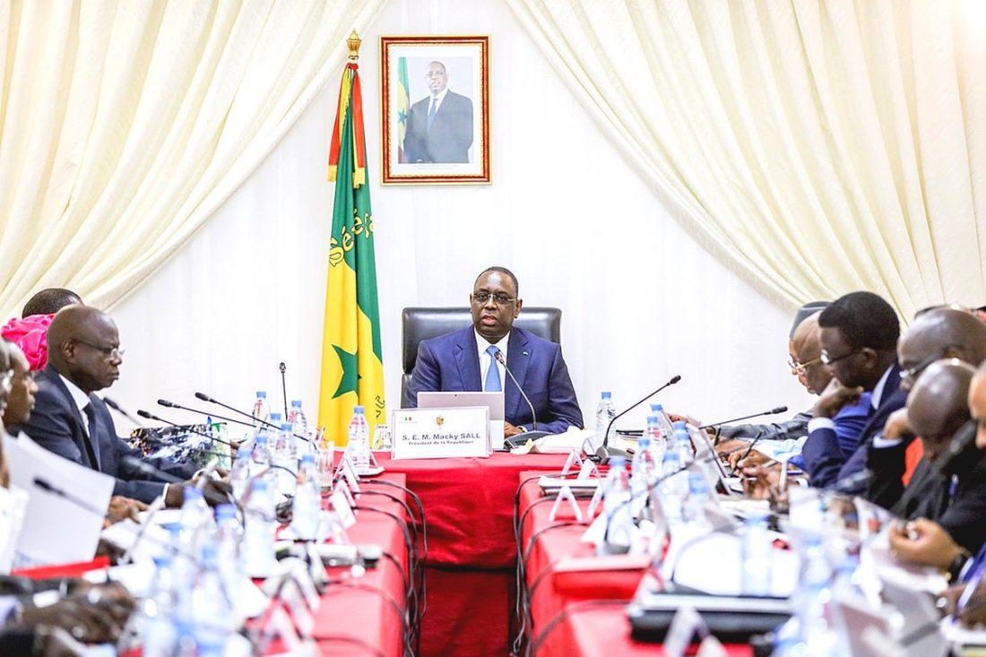 Le Communiqué du Conseil des ministres et les Nominations de ce mercredi 12 septembre 2018