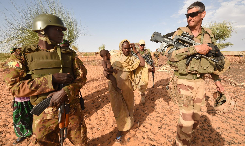 Mali: opération militaire franco-malienne dans la région de Ménaka