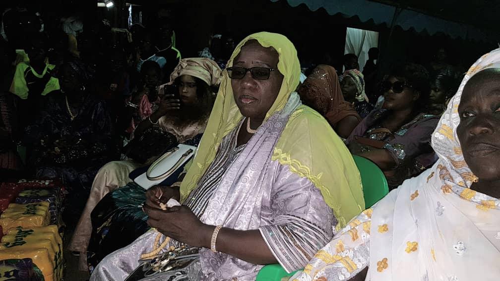 Régates de Saint-Louis : l'appel au fair-play d'Adja Fatou Bâ, la marraine de DAKK