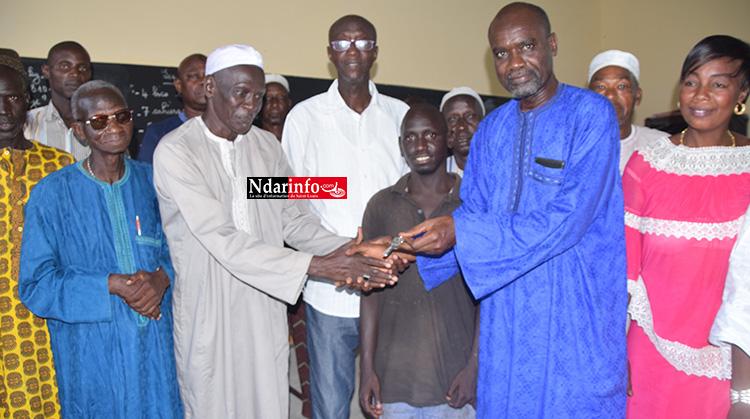 L'école Oumar Syr DIAGNE fait peau neuve grâce à la FIDEI (vidéo)