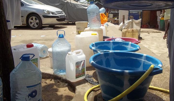 Saint-Louis : l'eau potable introuvable à Pikine