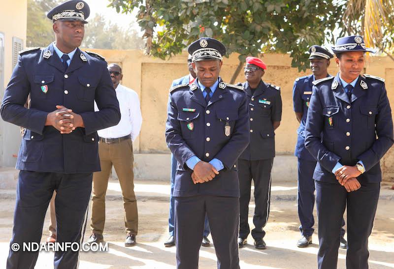 Mouvement dans la police : Aissatou KA, commissaire de Dieuppeul