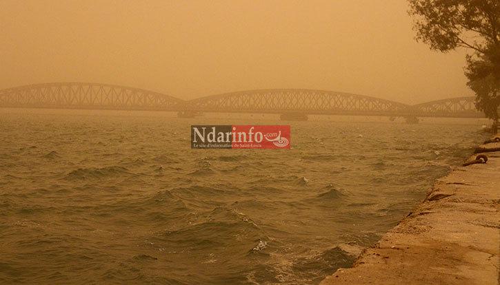 La mauvaise qualité de l'air concerne aussi Saint-Louis