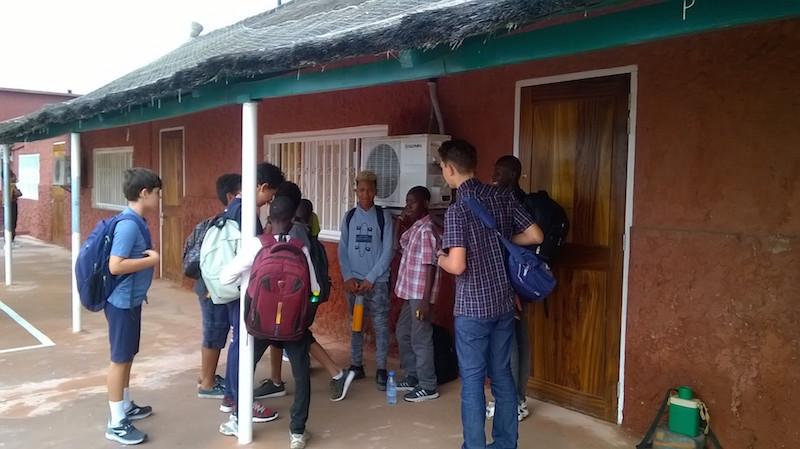 Publireportage - Une rentrée pas comme les autres à l'école française Saint-Exupéry de Saint-Louis