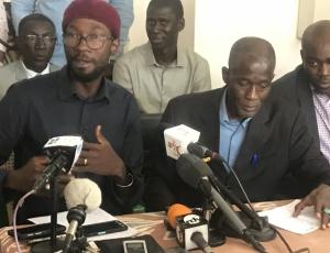 Fadel Barro : Aly Ngouille Ndiaye a bénéficié de l'argent reçu par «Y'en a marre»