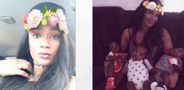 Maman de triplés tuée : Le présumé meurtrier arrêté