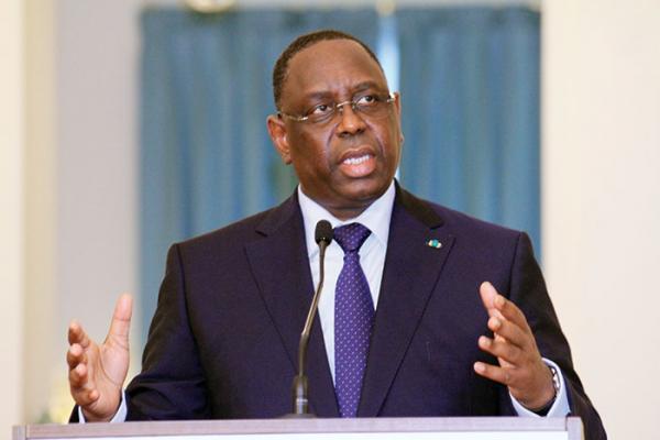 """Macky SALL : """" je suis sûr d'être le meilleur parmi ceux qui postulent pour l'avenir du Sénégal"""""""