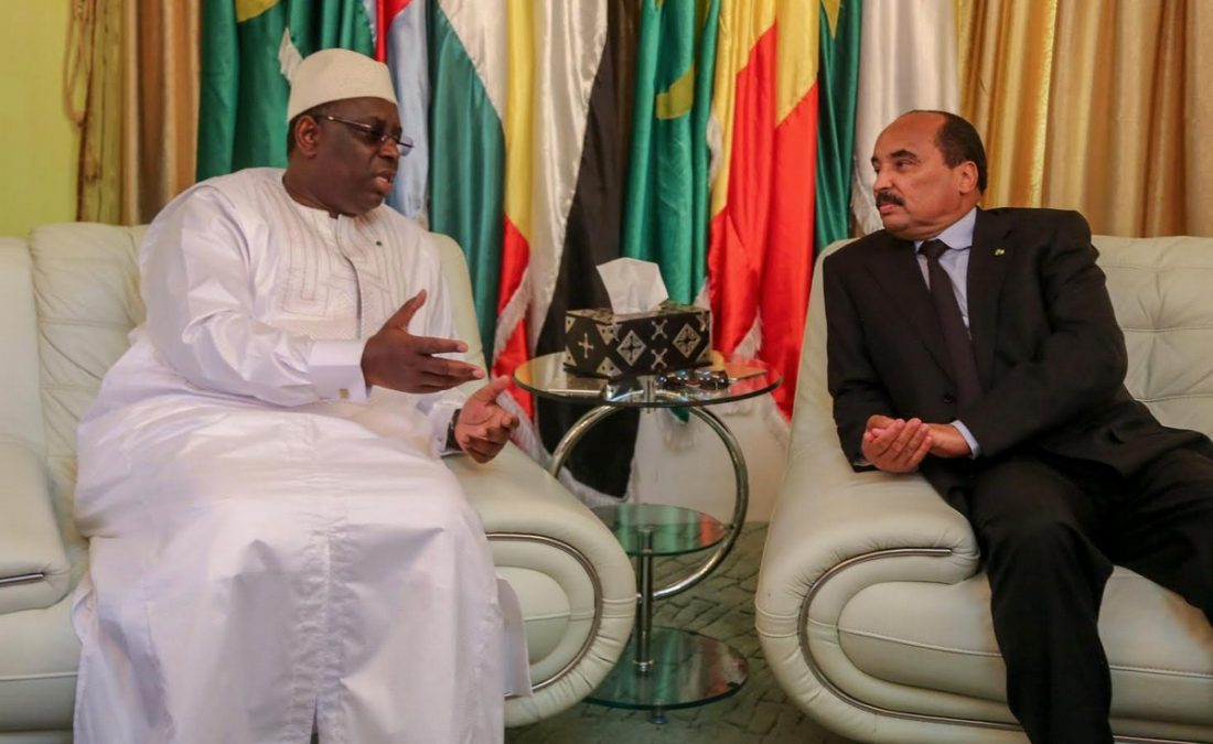 Gaz frontalier entre le Sénégal et la Mauritanie : l'accord finalisé la semaine prochaine