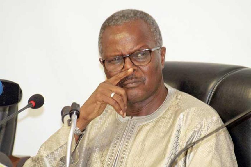 Vidéo – Ousmane Tanor Dieng traite Khalifa Sall « d'ingrat… » Regardez !