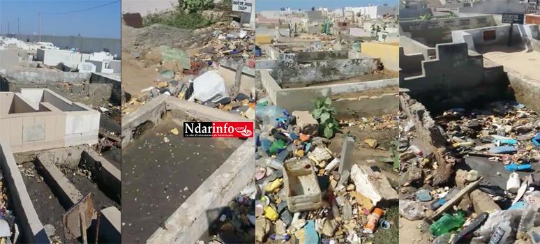 Saint-Louis : une mobilisation citoyenne va nettoyer les cimetières de GUET-NDAR, ce dimanche