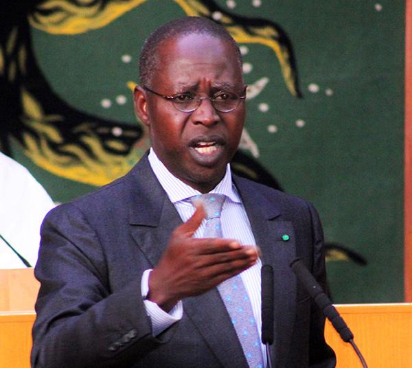 Mohammed Boun Dionne flatte Me Ousmane Ngom: « Vous n'êtes pas des libéraux sauvages comme les autres »