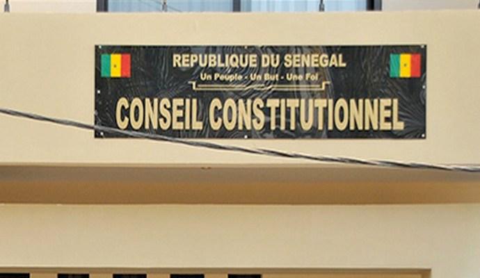 """PARRAINAGE : """"l'obtention du minimum requis ne présage pas de la recevabilité"""", précise le Conseil constitutionnel"""