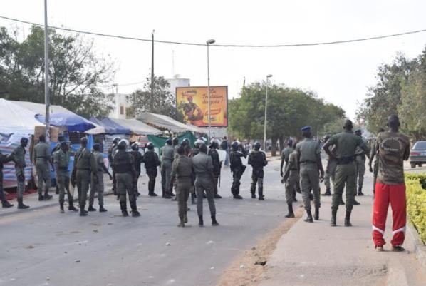 PODOR - SALDÉ : affrontements entre militants de l'APR : Deux jeunes arrêtés.