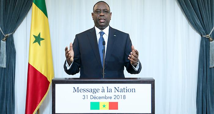 L'adresse à la Nation du Président Macky SALL ( discours intégral )