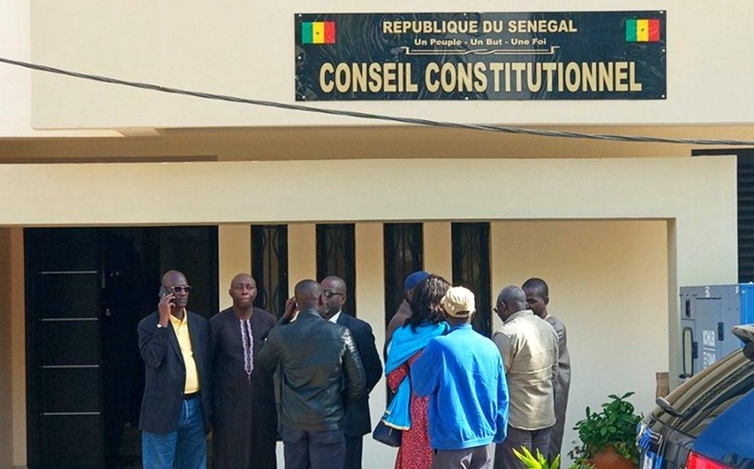 Calibrage du parrainage : mercredi fatidique au Conseil constitutionnel