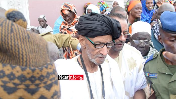 Tournée nationale de Cheikh Aya AIDARA au Sénégal : Déby exprime sa passion pour Cheikhna Cheikh Saadbou (vidéo)