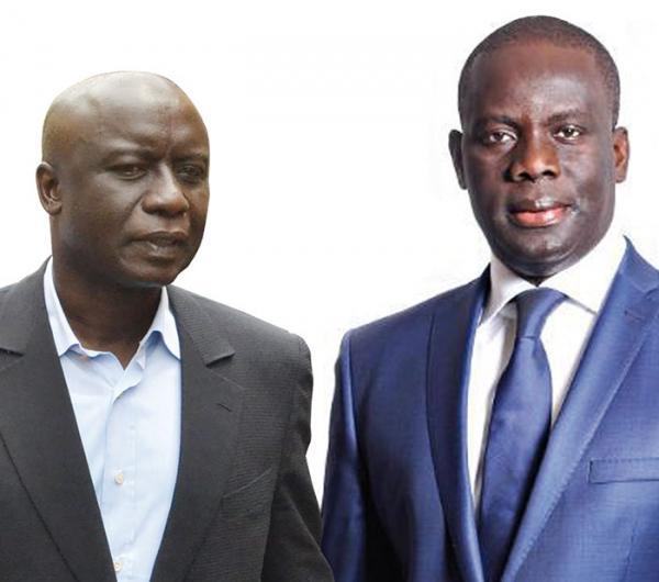 Parrainage : Jour de vérité pour Idy, Gackou et Madické
