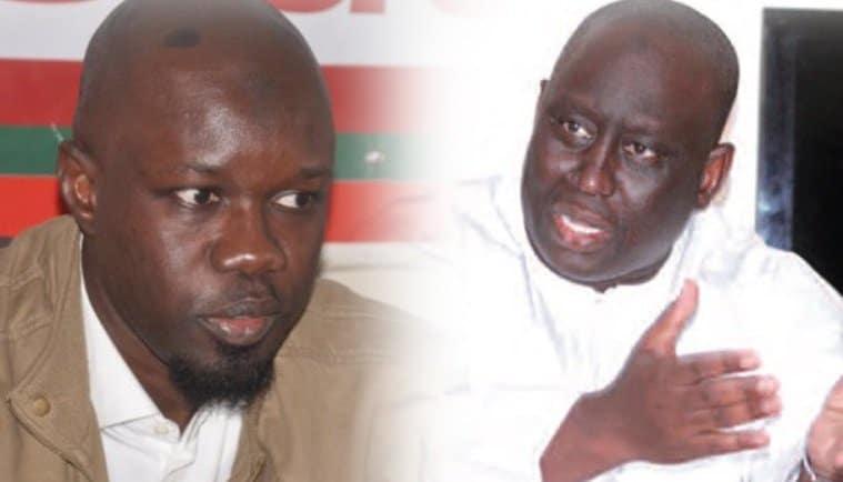 Ousmane Sonko tacle Aliou Sall : « je n'ai jamais volé de l'argent du pétrole et du gaz au Sénégal »