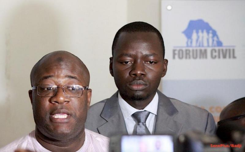 Affaire des 94 milliards : Le Forum civil interpelle le procureur de la République