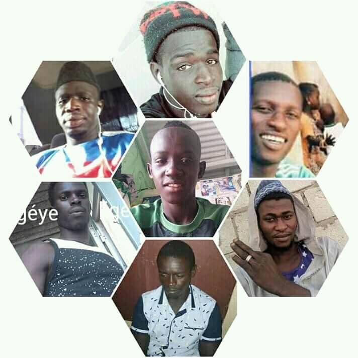 """Enterrement de quatre pêcheurs au Cap-Vert : leurs familles disent """"niet"""" et menacent"""