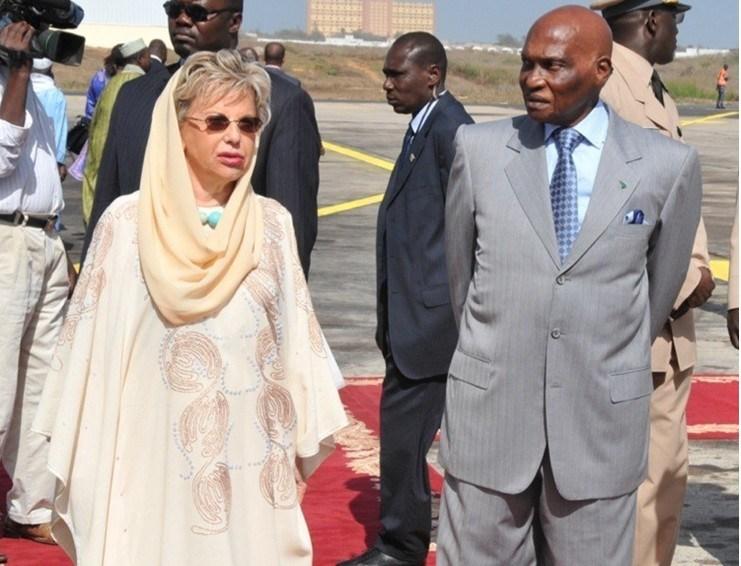 Viviane devance Wade à Dakar