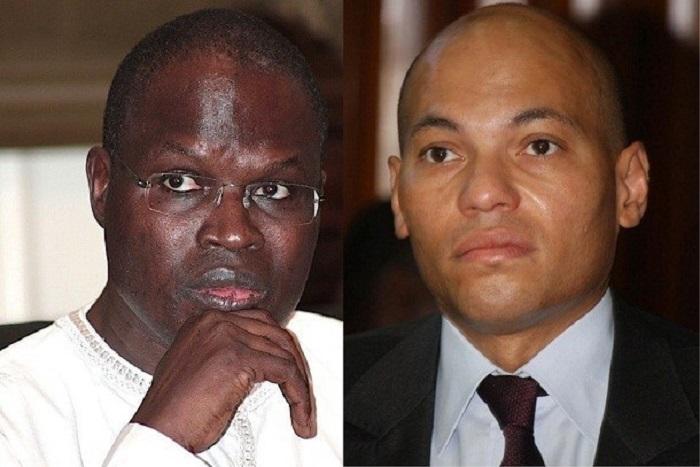 Urgent - Le Conseil constitutionnel a délibéré. Karim et Khalifa recalés. Les autres passent ...