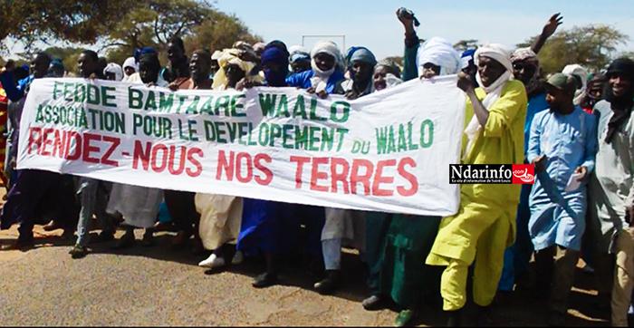 Tension foncière : les démons de la contestation ressurgissent dans le NDIAEL (vidéo)
