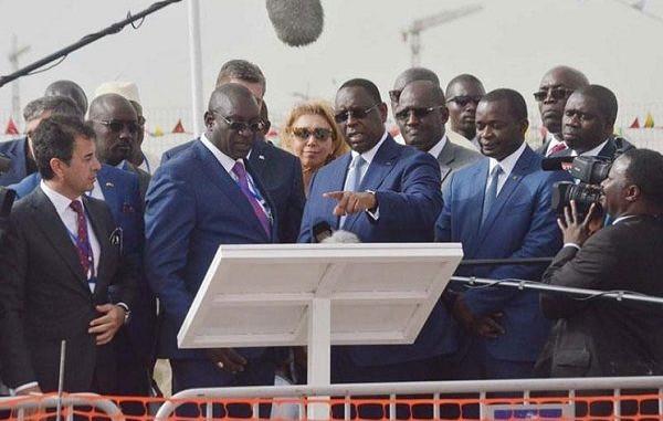 Macky Sall : ''Le Sénégal ouvre une nouvelle page de son histoire économique''