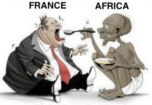 """M'enfin, l'Italie casse la tirelire """"France-à-fric"""", et silence radio ! Par Elhadji Daniel SO"""