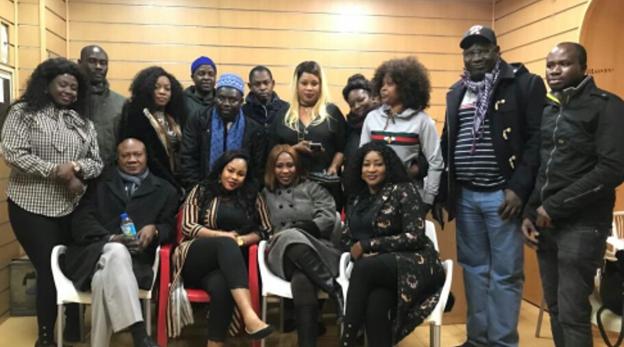 ESPAGNE : Pour le départ de Macky SALL, des Sénégalais de la diaspora créent «Jog Jotna »
