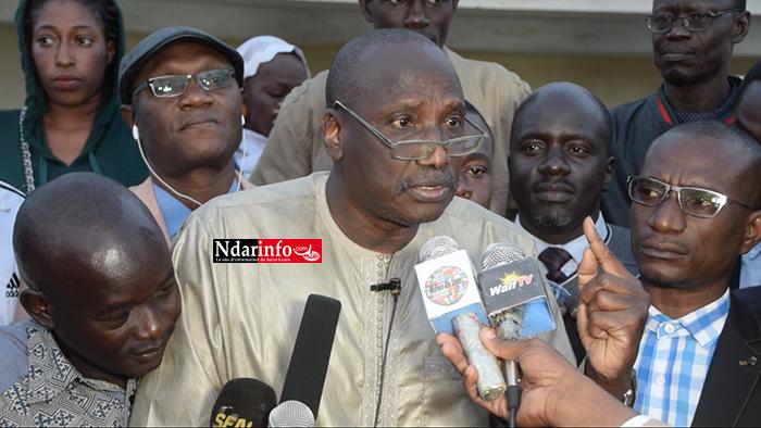 Les libéraux de Saint-Louis lâchent BARAYA : « Nous restons fidèles à Me Abdoulaye WADE. Nous ne voterons pas pour Macky SALL (vidéo)