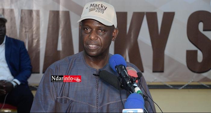 """Mansour FAYE dresse """"le bilan élogieux"""" de Macky SALL (vidéo)"""