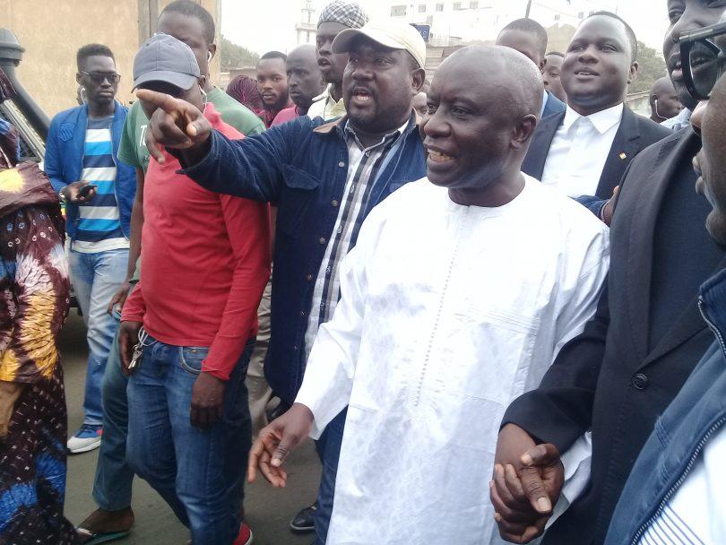 Idrissa Seck: 'Macky n'a pas compris que les sénégalais n'aiment pas l'injustice'