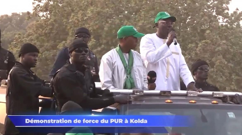 """Le PUR déplore la mort d'Ibnou DIOP et dénonce """"des sabotages"""" sur sa campagne"""