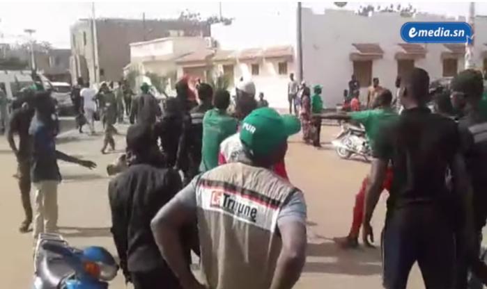 Affrontements à Tamba : le bilan s'est alourdi
