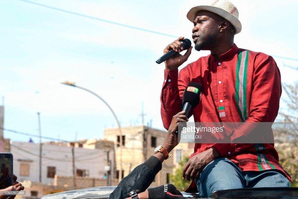 """Sonko promet de dissoudre l'Assemblée : """" Le Sénégal a besoin d'élus locaux compétents ... """""""