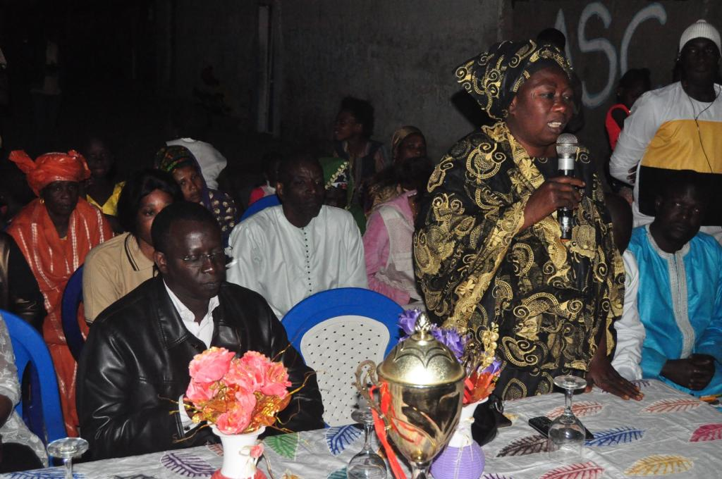 Réélection de Macky SALL : Babacar GAYE mobilise à Médina Maryimal ( Photos)
