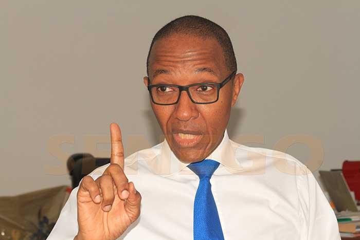 Abdoul Mbaye sur son choix: « Macky Sall était le plus mauvais candidat parmi les 5 en lice »
