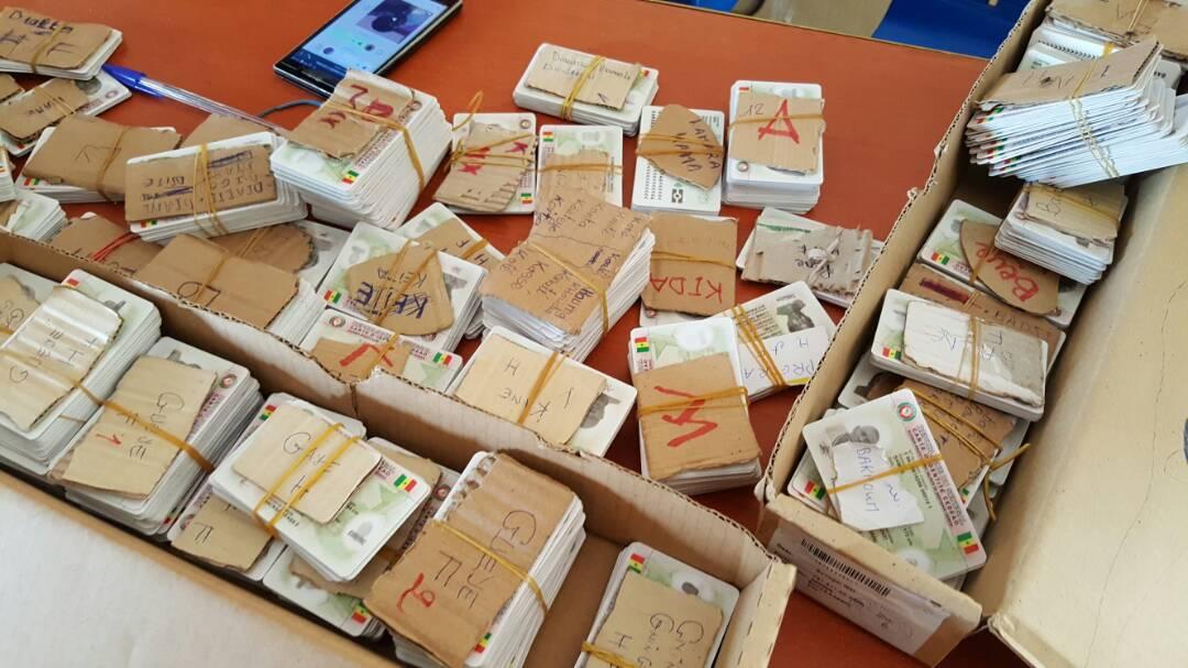Distribution des cartes d'électeurs : Le Gradec dément les chiffres de la Daf
