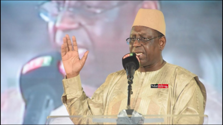 GUET-NDAR : vote favorable à Macky SALL