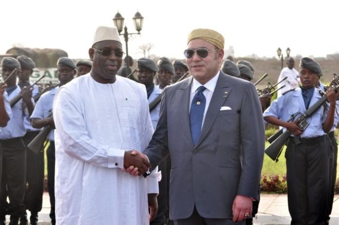 Des chefs d'Etat félicitent Macky SALL après sa réélection