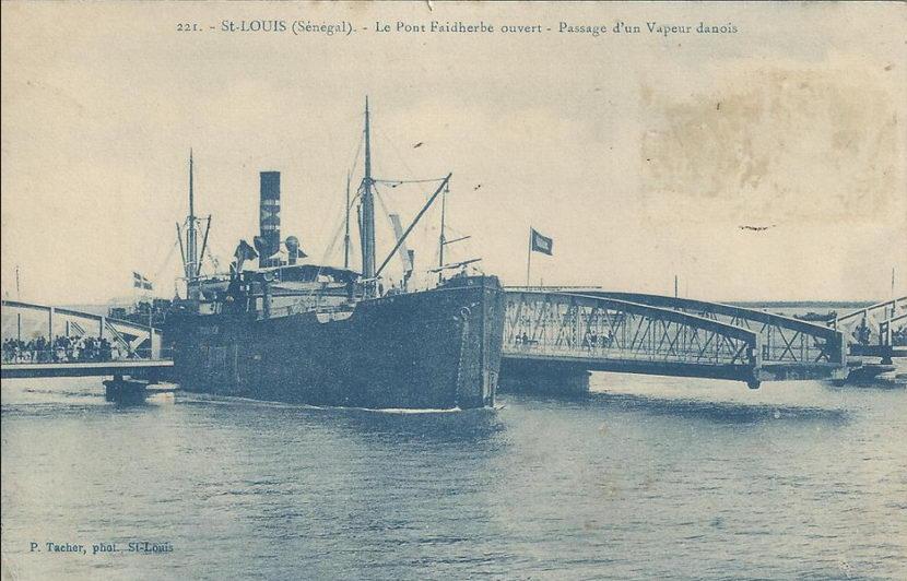 L'histoire du Pont Faidherbe