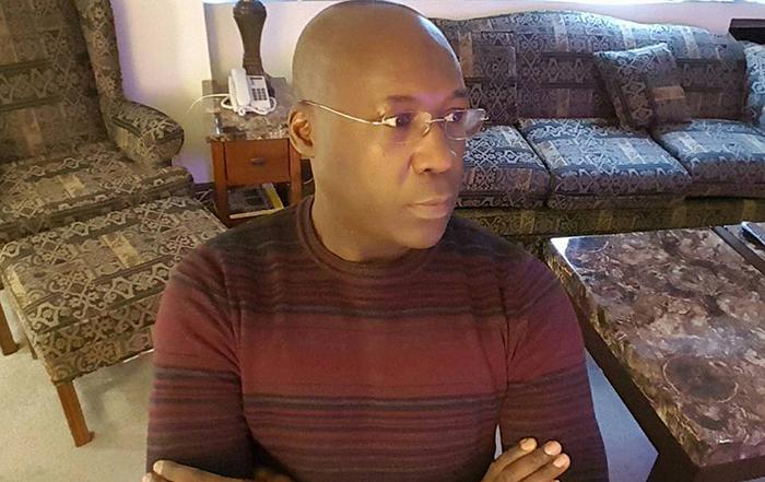 Abdourahim Kébé : Ce brillant intellectuel Saint-Louisien en treillis