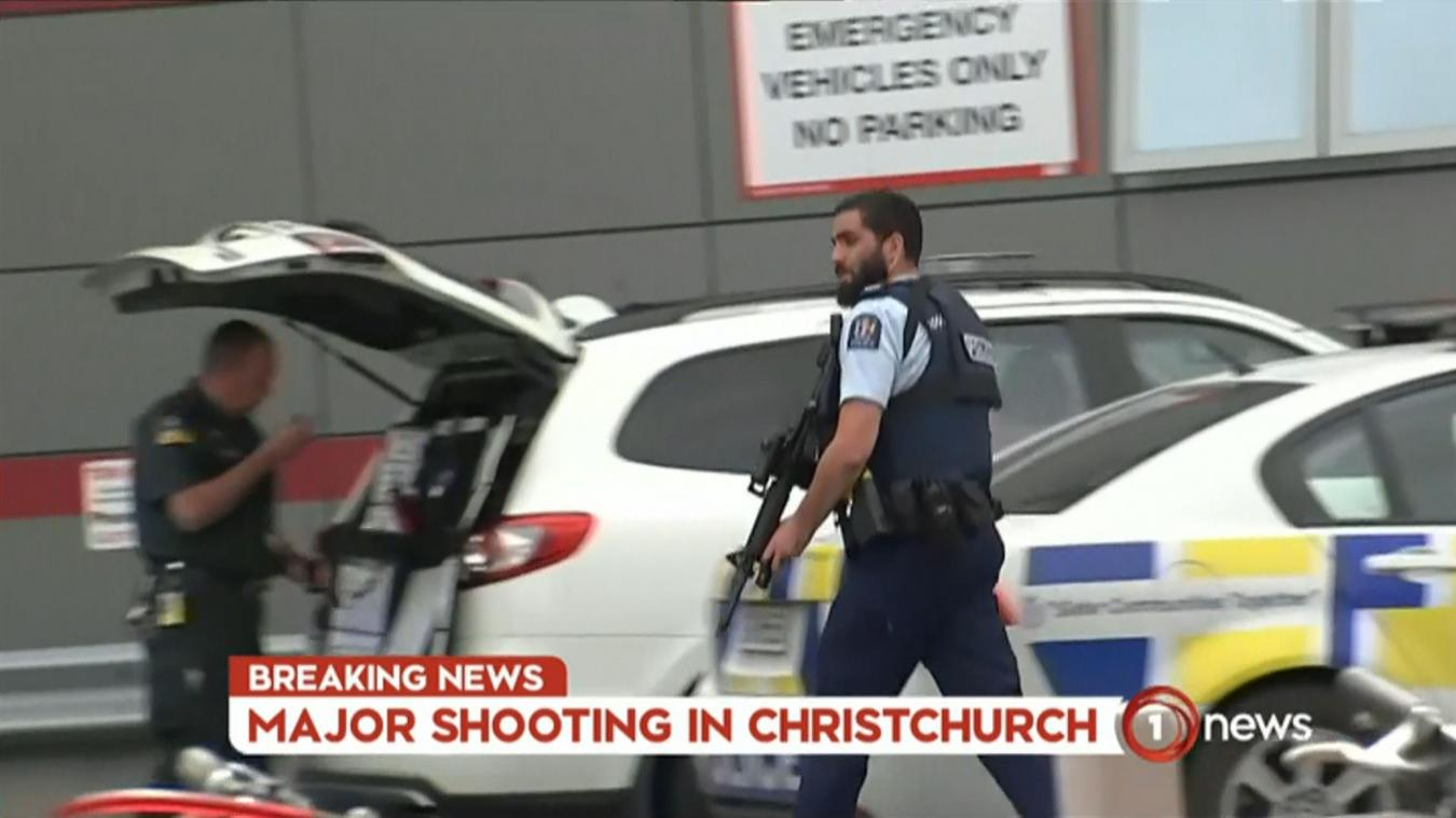 Attentats en Nouvelle-Zélande Le tireur avait publié un «manifeste» et diffusé l'attaque en direct