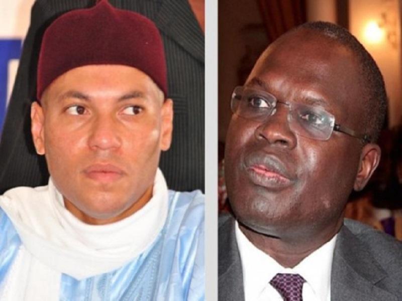 Moustapha Diakhaté dit non à l'amnistie pour Karim Wade et Khalifa Sall.
