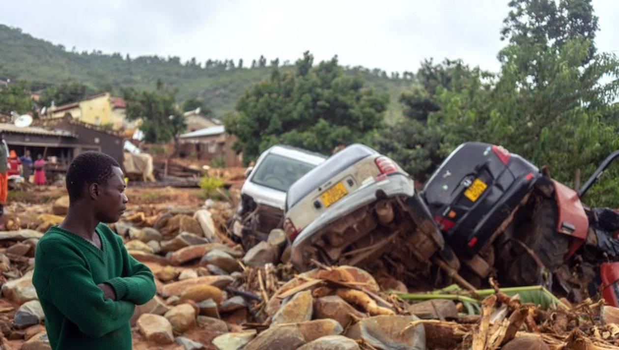 Cyclone Idai : au Mozambique, le bilan pourrait dépasser les 1 000 morts