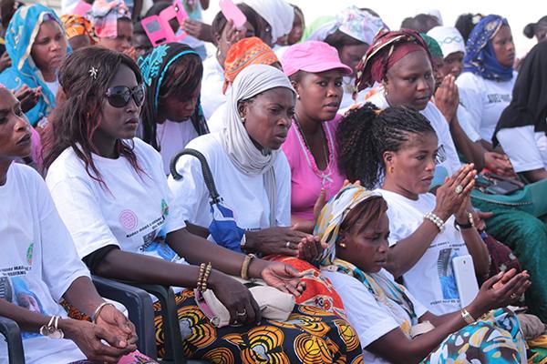 """La parité """"n'a pas profité aux femmes sénégalaises'', selon Marie-Angelique Savané"""