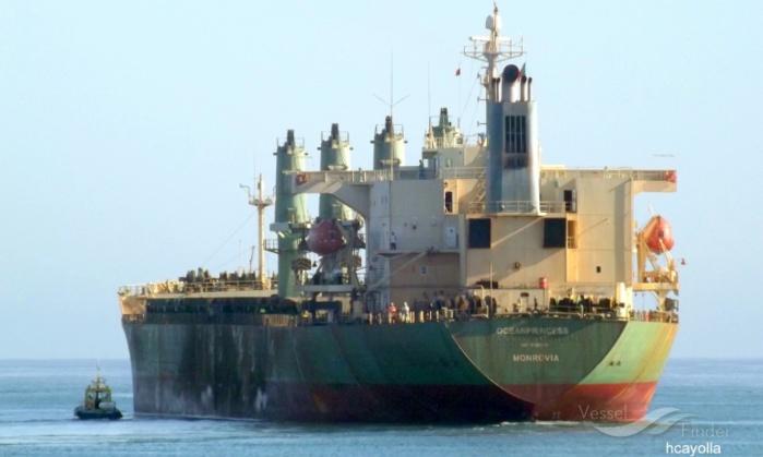 """Riz """"impropre à la consommation"""" :  la cargaison de l'Ocean Princess ne débarquera pas à Dakar"""