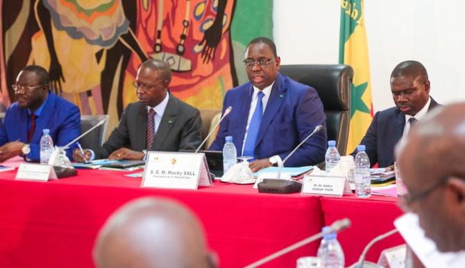 Le communiqué du Conseil des ministres du 27 mars 2019