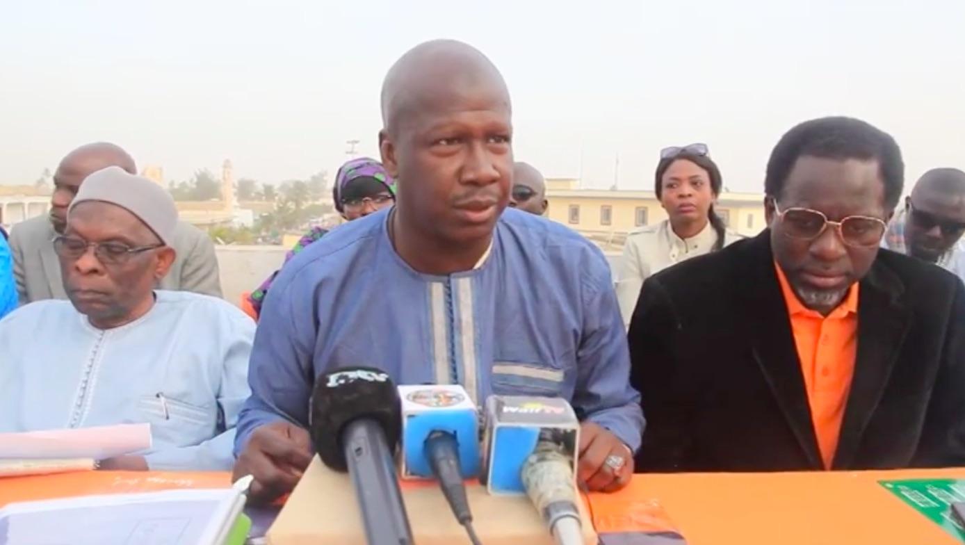 Ababacar GUÈYE : « Depuis cinq ans, le maire Mansour FAYE avait rejeté la jeunesse »